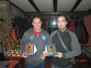 Nagrađeni najbolji u 2012. godini