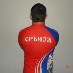 Ragbi dres Reprezentacije Srbije