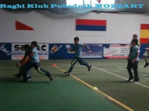 Održan prvi trening u Borči