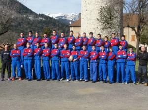 Sutra Srbija U18-Letonija U18