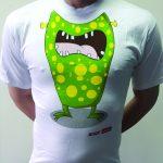 Majica London Sevens – Monster