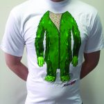 Majica London Sevens – Green