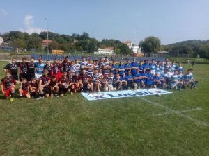 """Одржан 6. меморијални рагби турнир """"Бошко Стругар"""""""