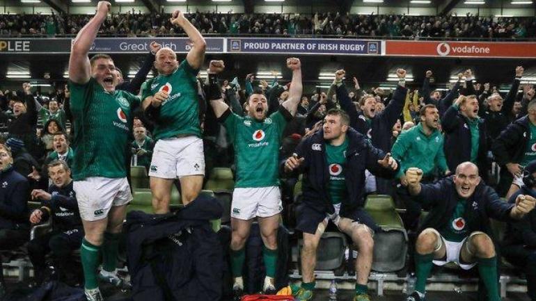 Славље Ираца после победе над Новим Зеландом