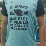 IF RUGBY WAS EASY … T-SHIRT